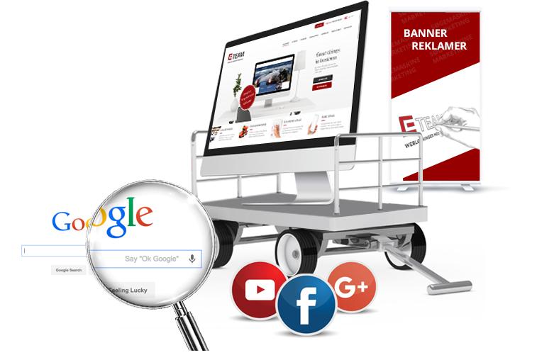 Website and Webshops